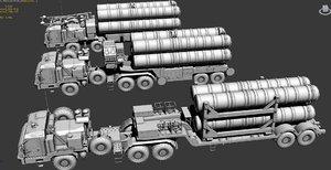 baz 6402 transporter 3d max
