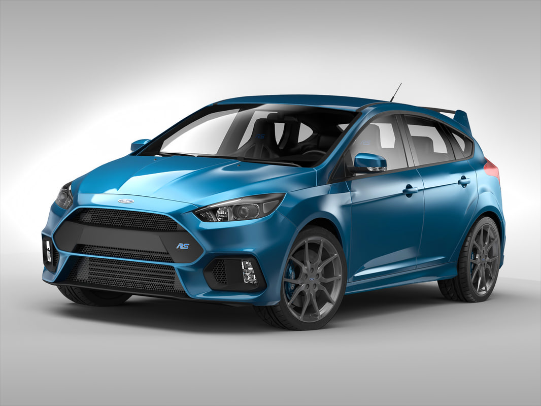 3d focus rs 2016 model