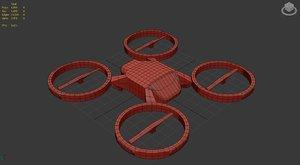 3d quad copter