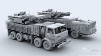 SA-22 Pantsir-S1 collection