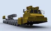 7907 2 russia 3d model