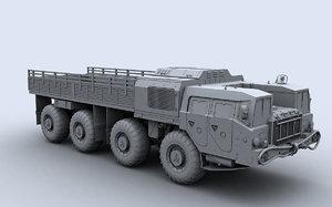 maz-7310 uragan cargo truck max