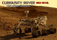CURIOUSITY ROVER_MARS SCIENCE LABORATORY