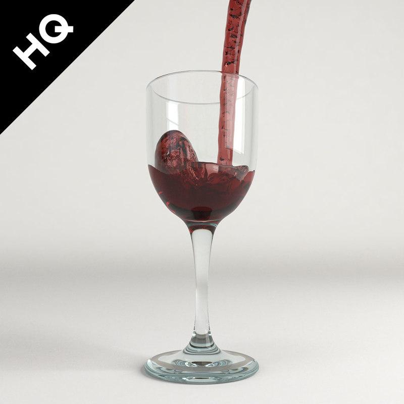 max wine pouring