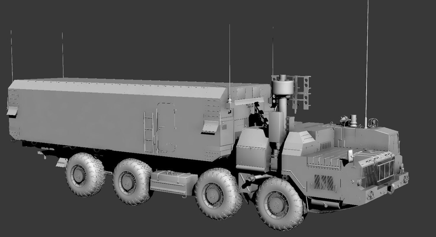 3d max 5p90s chassis s-400