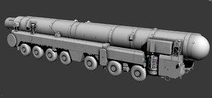 ss ss-25 3d model