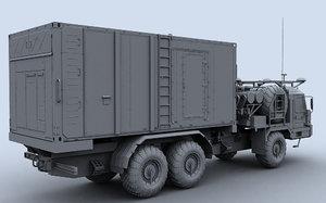 3d s-350e-2 vityaz sam model