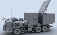 S-350E-3 Vityaz SAM system
