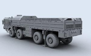 ss-26 loader 3d obj