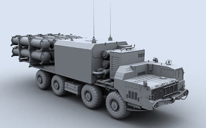bal-e ssc-6 sennight 3d model