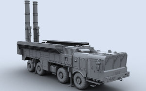 ss-26 stone 3d model