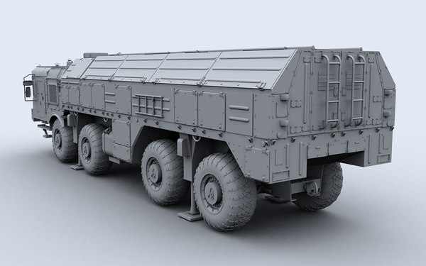 3d model ss-26 stone