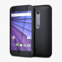 Motorola Moto G 3rd Gen Black