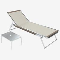 b contemporary lounge 3d model