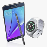 Samsung Note5 and Gear S2