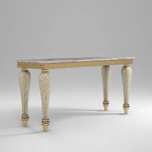 3d model table cornelio cappellini