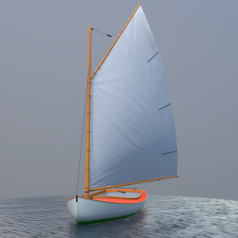sailboat catboat sailing max