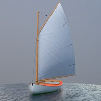 Cat Sailboat