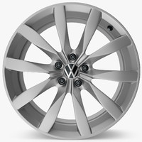 VW Rims Golf