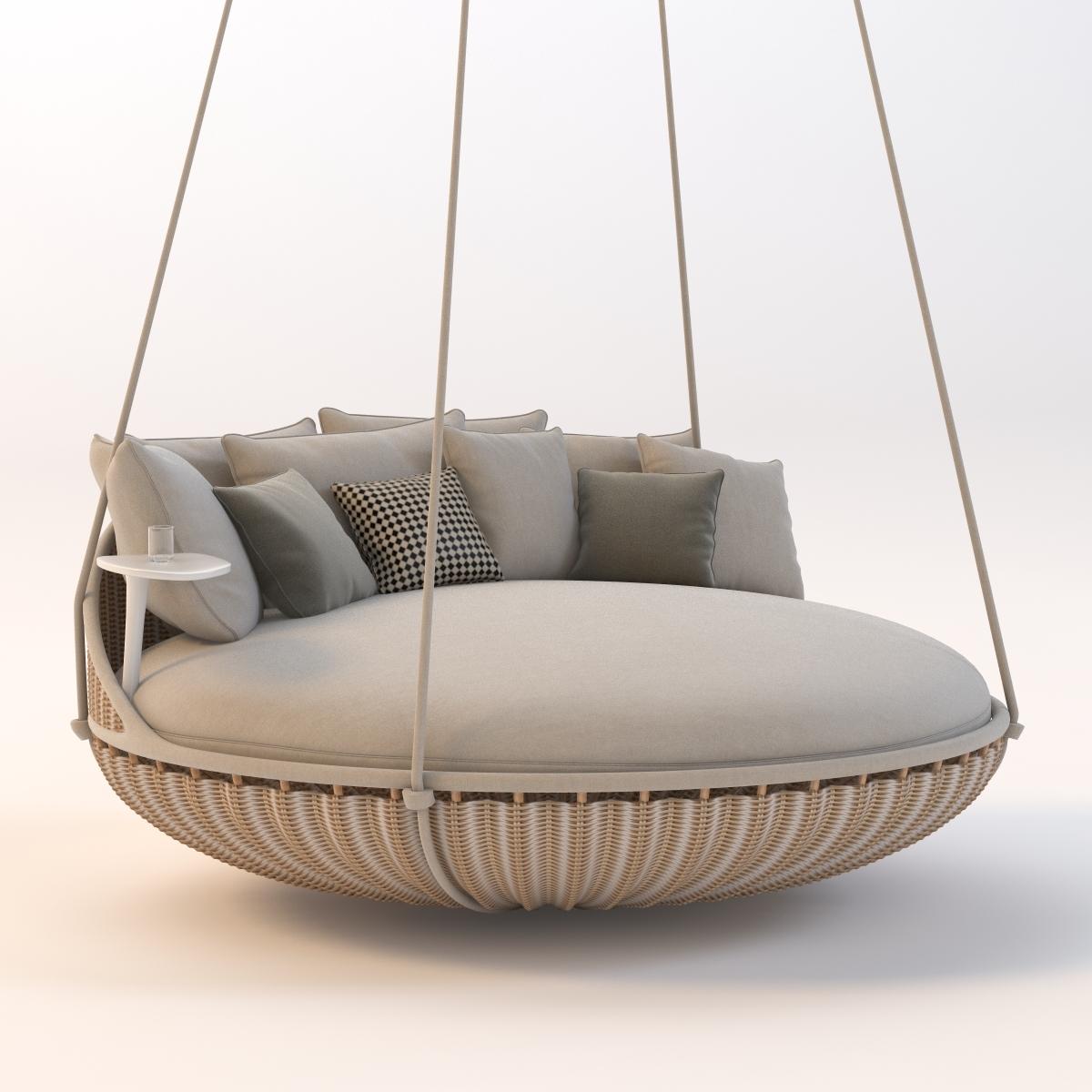 Pleasing Dedon Swingrest Machost Co Dining Chair Design Ideas Machostcouk