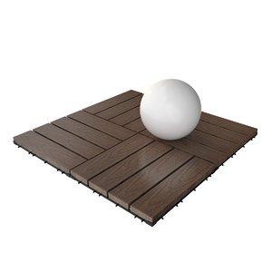 3ds wooden deck tile v10