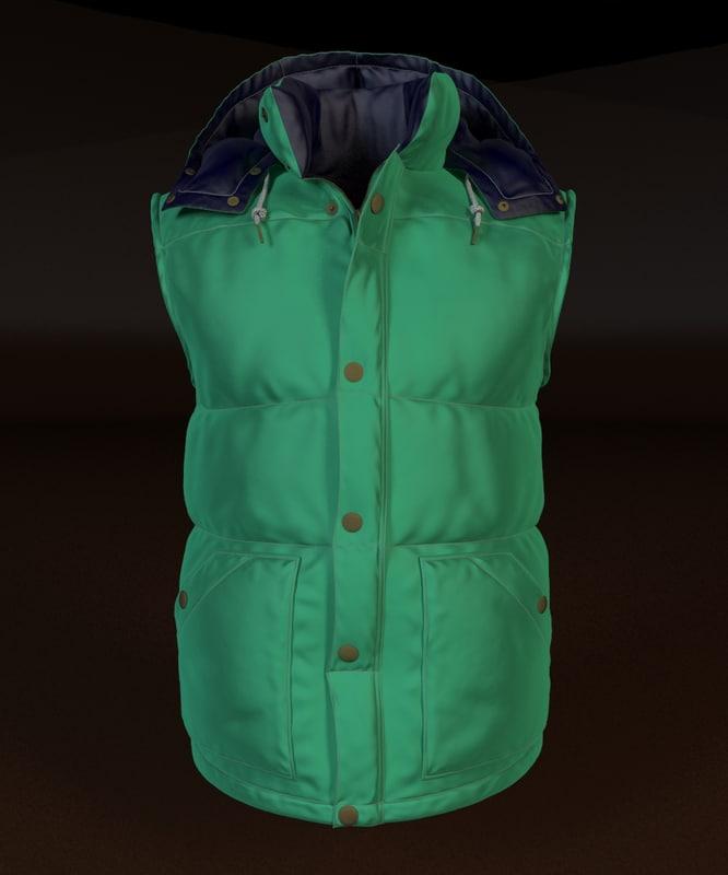 vest jacket max