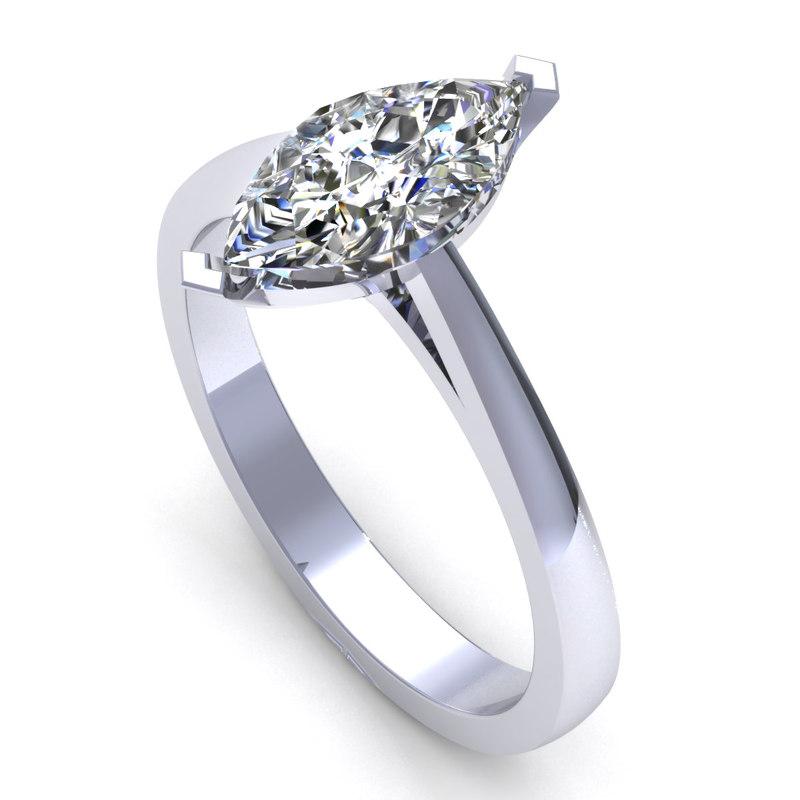 3dm diamond ring
