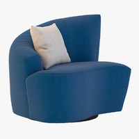 Bilbao Swivel Lounge Chair