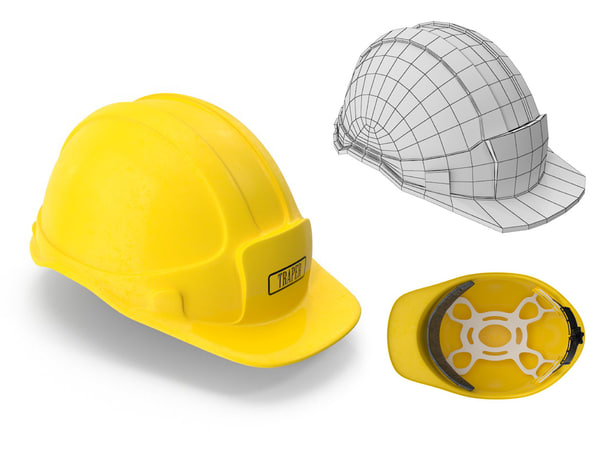 3ds safety helmet