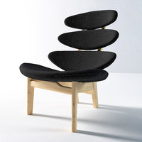 Corona classic chair by  Erik Jorgensen