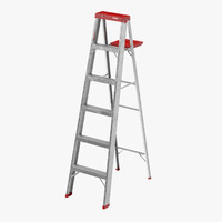 Aluminium Painting Ladder