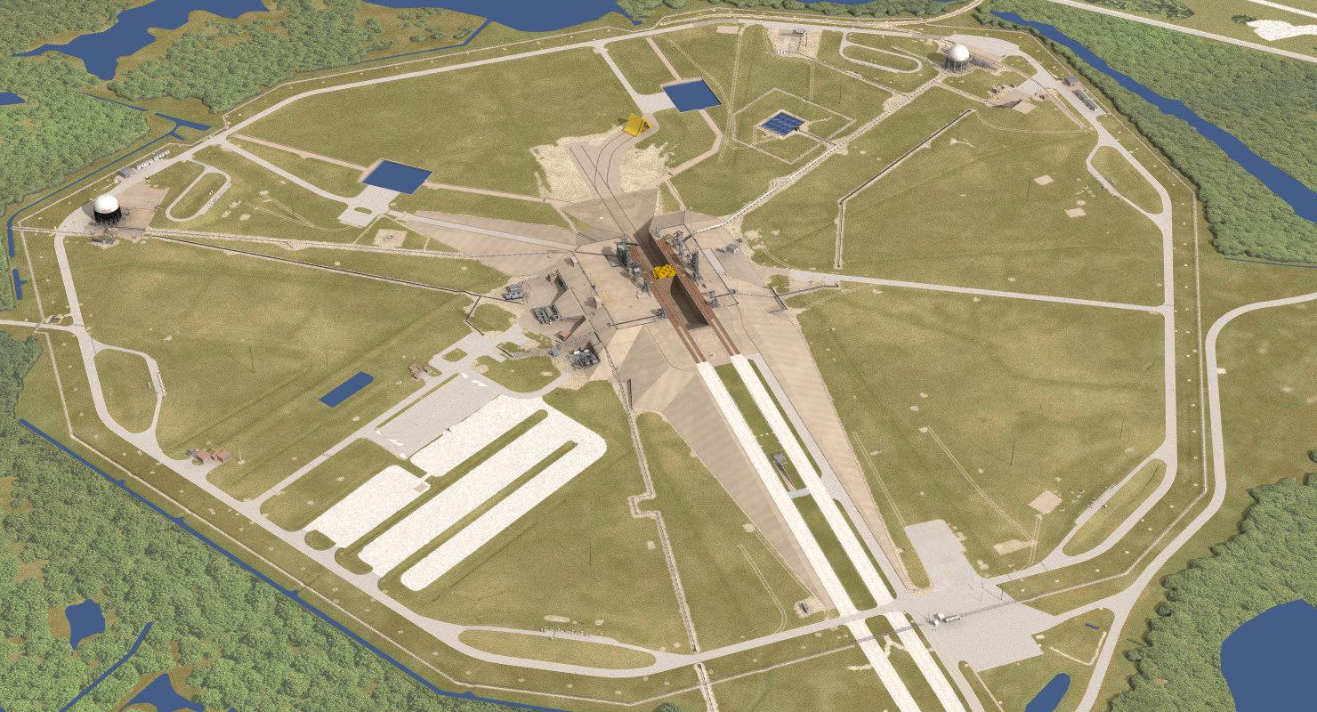 x launch complex 39a apollo