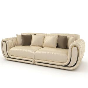 3d sofa cornelio cappellini