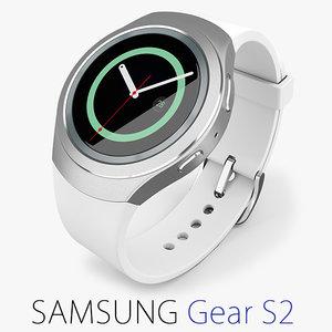 samsung gear s2 3d c4d