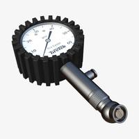 ire gauge 3d max