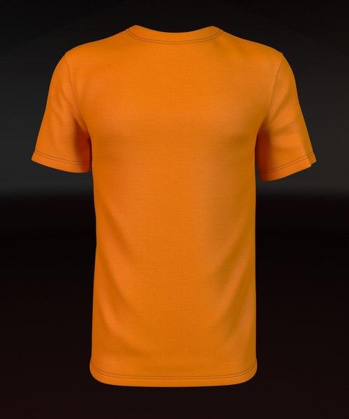 t-shirt shirt orange max