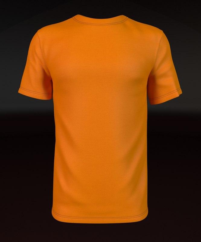 7a5561dbcdd t-shirt shirt orange max