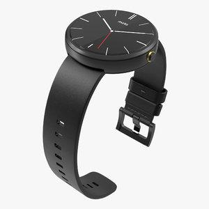 max smartwatch moto 360 3