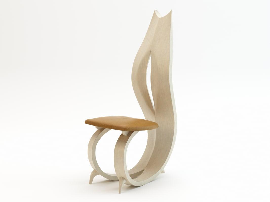 maya wood stool