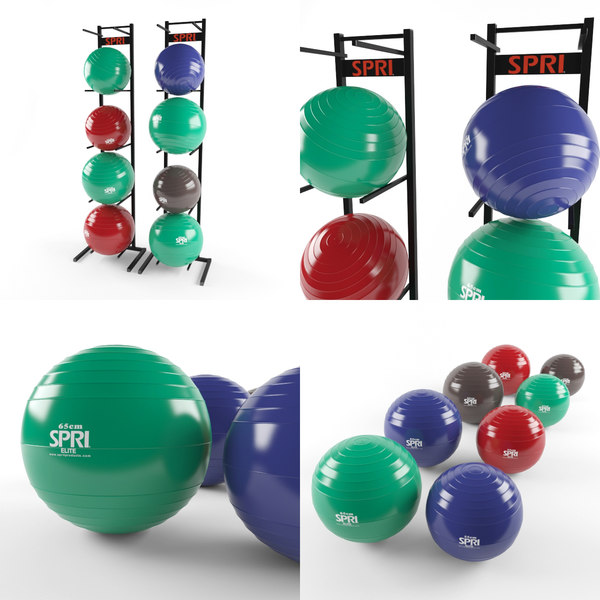 3d max ball spri exercise