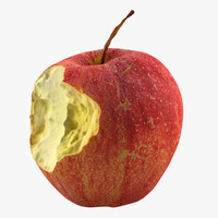 Crunched Apple