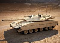 Merkava Mk4 MBT