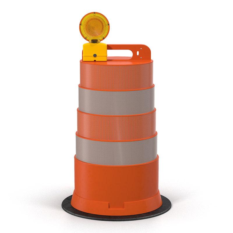 barrel barricade 3ds