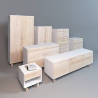 3ds formabilio furniture cabinet