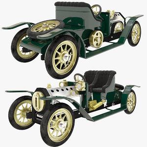 mamod steam toy car max