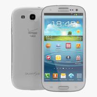 Samsung Galaxy S III White