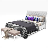 3d bed 42 model