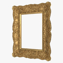 picture frame 3D models