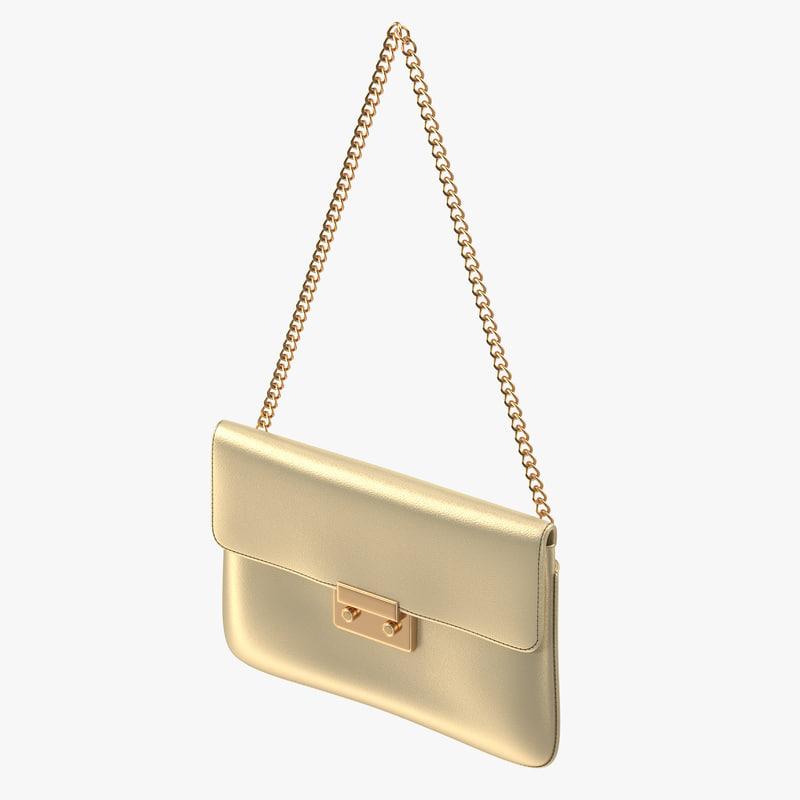purse 3d model