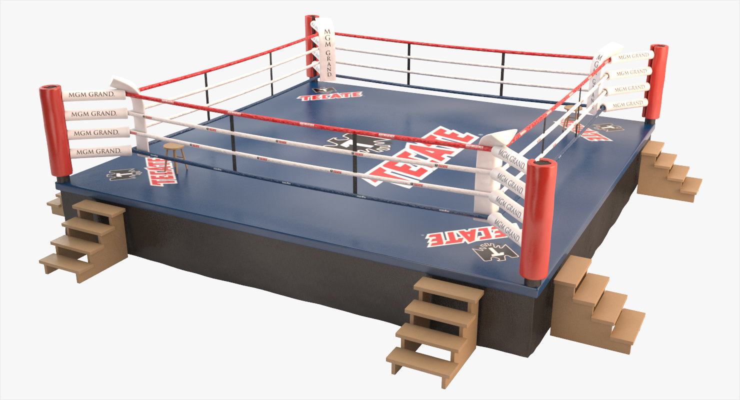 boxing ring max